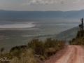 Ngorongorokratern i Tanzania
