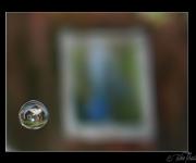 Droppefönster