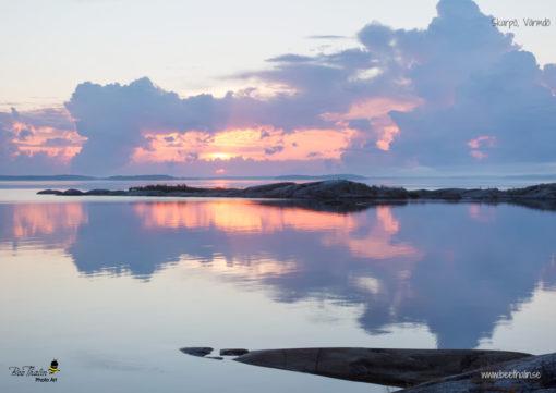 Soluppgång på Skarpö