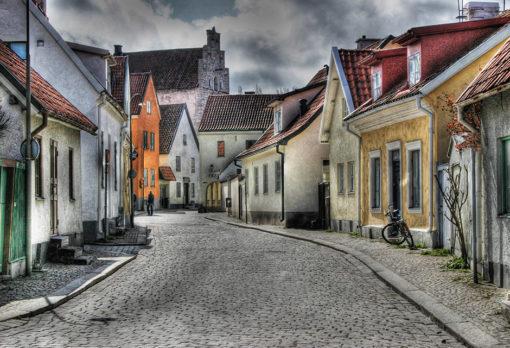Visby S:t Hansgatan