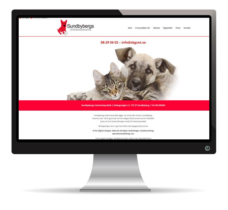 Sundbybergs veterinärpraktik